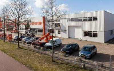 Huurland huurt 1.000 m² bedrijfsruimte in Amsterdam