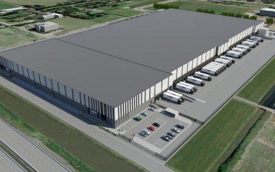 Montea verhuurt 14.000 m² aan Scotch&Soda op Greenpark Aalsmeer