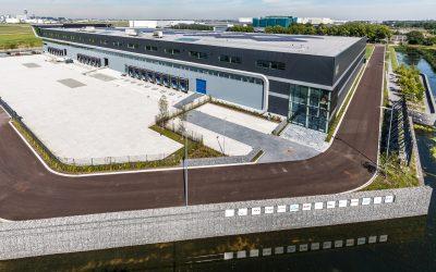 Panalpina huurt 6.800 m² distributiecentrum op Fokker Logistics Park Schiphol