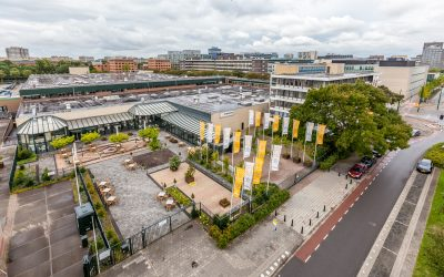 Jumpsquare huurt 3.600 m² bedrijfsruimte in Rijswijk