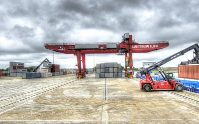 GVT Group of Logistics opent 2e barge teminal in Tilburg
