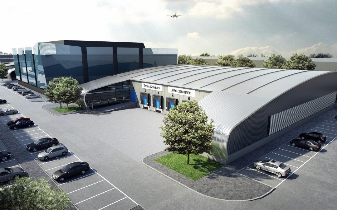 Delta Development verhuurt circa 2.900 m² hoogwaardige logistieke bedrijfsruimte aan Heli One op Schiphol