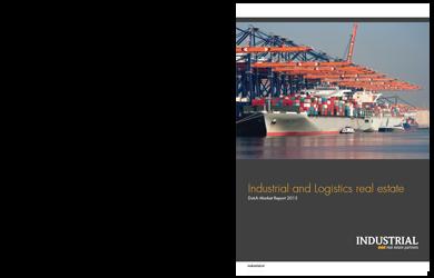 RESEARCH RAPPORT: Beleggingsmarkt voor Logistiek vastgoed stijgt naar record hoogte