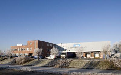 JAS Forwarding huurt 3.700 m² op Schiphol Airport