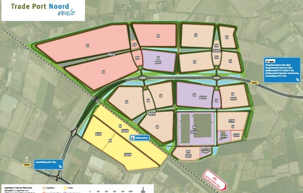 INDUSTRIAL real estate partners werkt samen met Trade Port Noord in Venlo