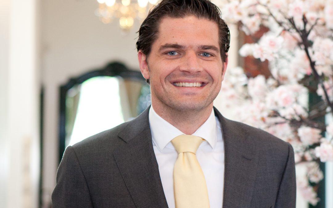 Maurits Kortleven start bij INDUSTRIAL real estate partners Rotterdam