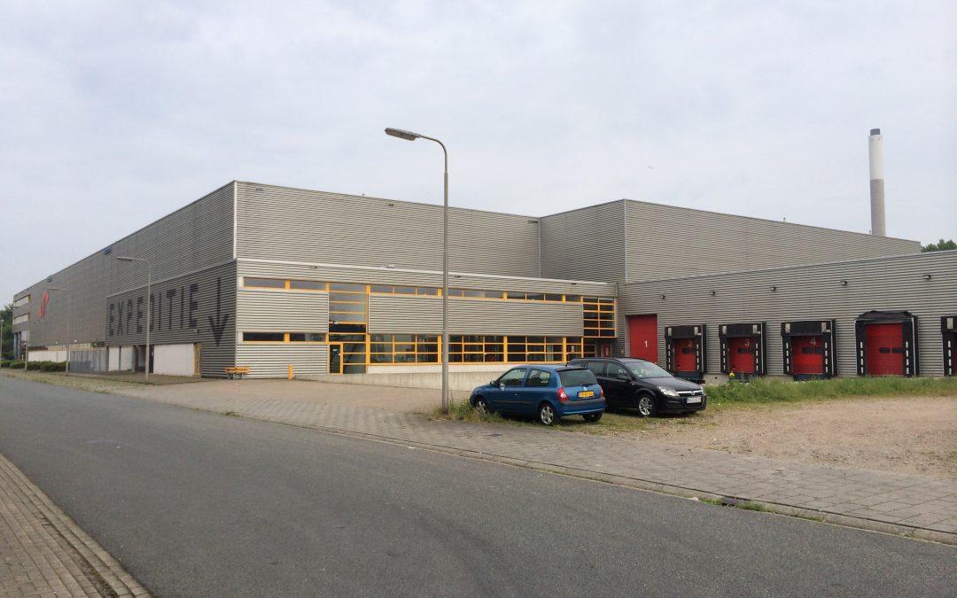 Distriparty huurt 11.000 m² distributieruimte in Velsen Noord