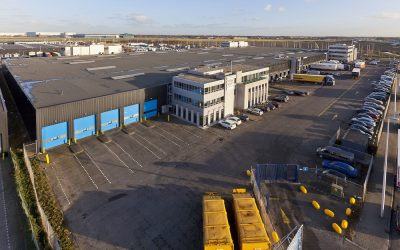 Menlo Worldwide Logistics huurt 2.750 m² op Schiphol