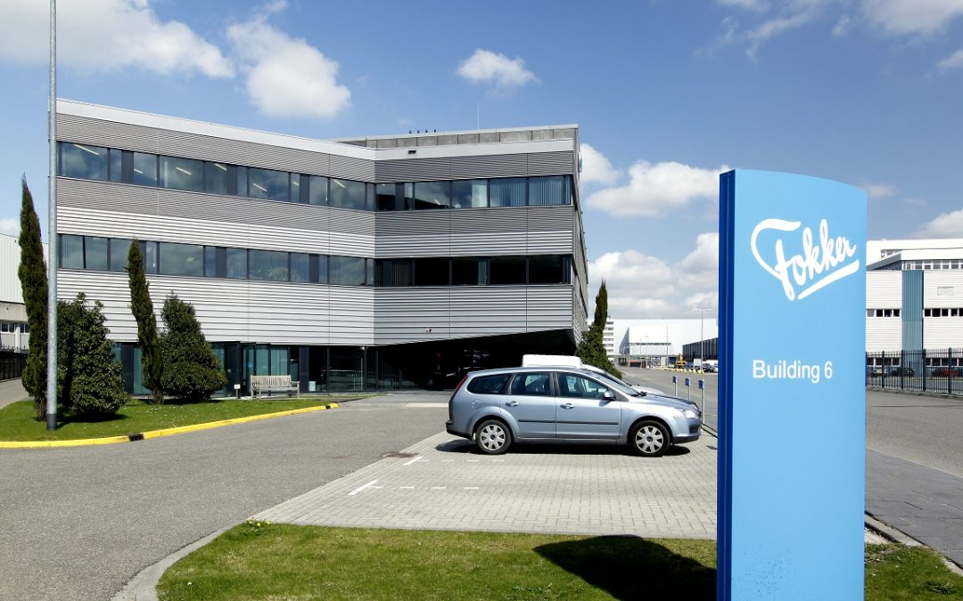 Fokker Services huurt ruim  5.000 m² bedrijfsruimte op Schiphol Airport