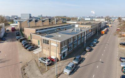 CPM Europe verkoopt circa 4.700 m² bedrijfsruimte in Amsterdam Noord