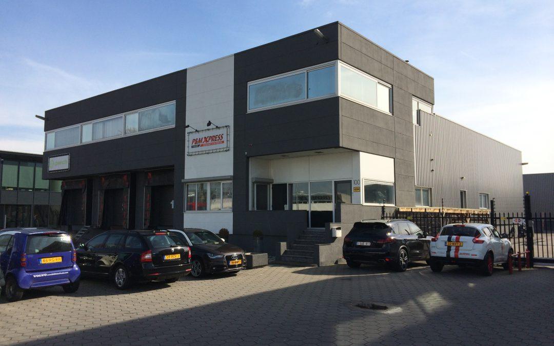 New Line Capture Holding B.V. koopt bedrijfsgebouw van ruim 2.185 m² met 4.000 m² buitenterrein in Tilburg.