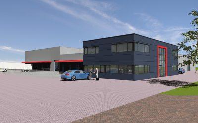 P&M Express koopt bedrijfsgebouw van ruim 3.750 m² met 15.000 m² buitenterrein in Tilburg