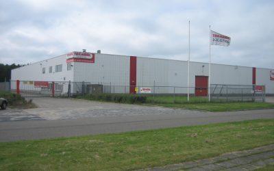 Kras en Fjallraven huren 9.000 m² logistieke ruimte in Almere