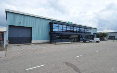 Rekra huurt ruim 4.000 m² bedrijfsruimte in Zaandam