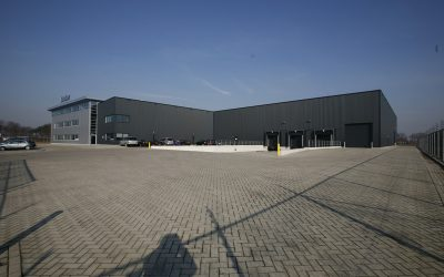 Verkooijen Transport Strijbeek huurt 4.617 m² bedrijfsruimte in Breda