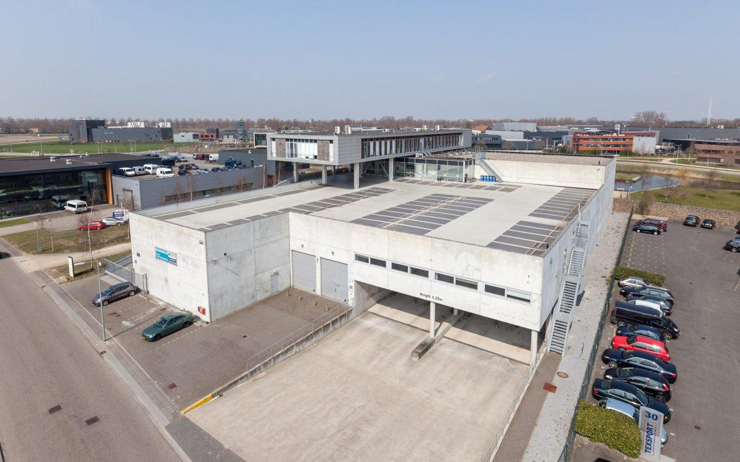 Nederlands Express huurt 4.250 m² logistieke bedrijfsruimte in Nieuw-Vennep