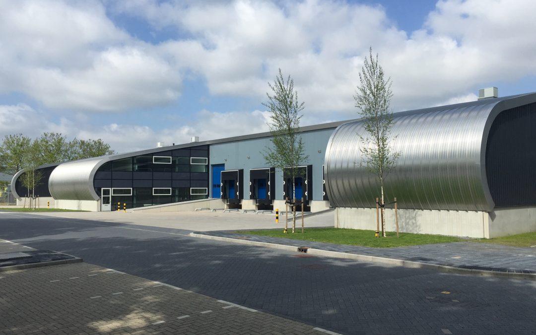 Anthony Fokker Business Park CV  verhuurt ruim 4.000 m² op Fokker Logistics Park