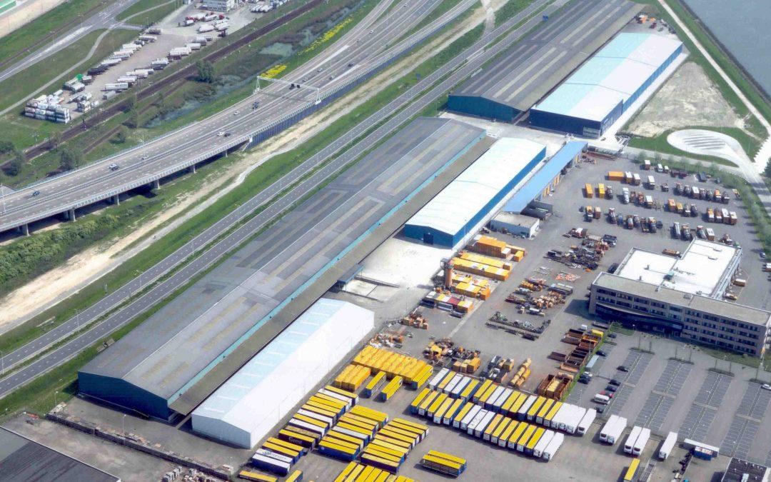 Pacorini Metals huurt 36.000 m² in Rotterdamse Haven