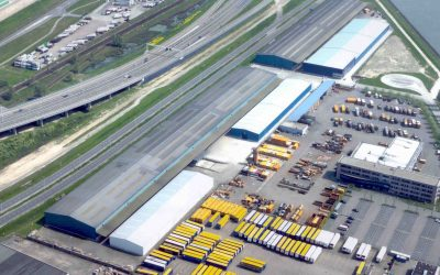 Pacorini Metals huurt 36.000 m² in Rotterdamse Haven