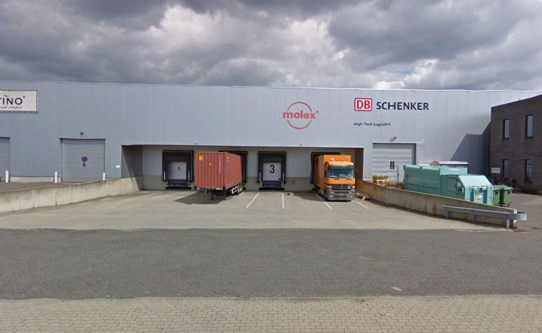 MENLO Worldwide Logistics huurt 6.000 m² warehouse op Eindhoven Airport