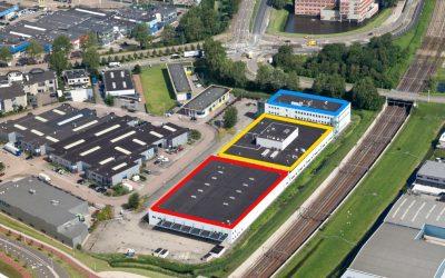"""""""Dance events"""" organisator ID & T huurt 7.500 m² bedrijfsruimte in Zaandam"""