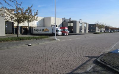 Rulewave en Bakkersland huren 7.775 m² in Ridderkerk