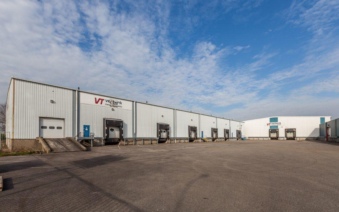 Rijnlanden Groep huurt 4.500 m² distributieruimte in Alphen aan den Rijn.