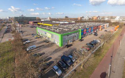 HANOS verwerft 35.000 m² bedrijfscomplex in Amsterdam