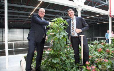 Eerste C2C distributiecentrum op Schiphol geopend