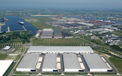 DCAM verlengt huurovereenkomst 40.000 m² distributiecentrum met Fetim in Amsterdamse Haven