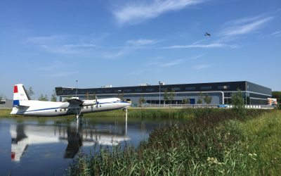 Standard Life koopt 38.000 m² logistiek vastgoed op Fokker Logistics Park