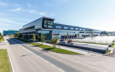 World Wide Technologies huurt 6.000 m² distributieruimte op Fokker Logistics Park Schiphol