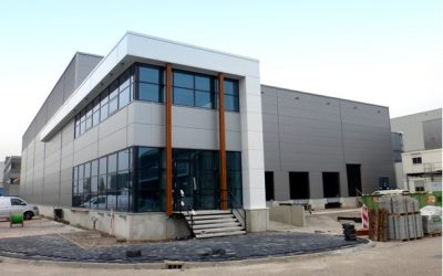 APEX Logistics International huurt circa 2.440 m² logistieke ruimte op Fokker Logistics Park