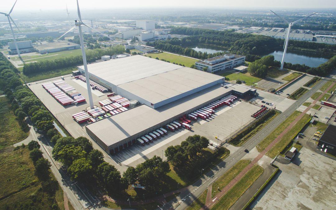 Deka Immobilien koopt 38.000 m² distributiecentrum GVT in Tilburg