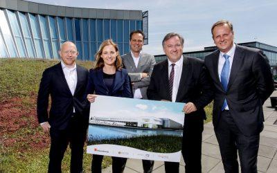Exeter en Heembouw realiseren DC van 28.000 m² op Klooster Nieuwegein