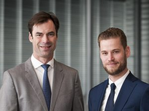 Nico Keijzer en Bart-Jan Luijk naar INDUSTRIAL real estate partners