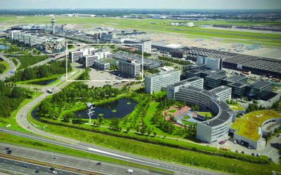 INDUSTRIAL real estate partners relocates to Amsterdam Schiphol Airport Centre