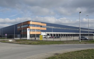 XPO leases 21.000 sqm  DC, last phase Distriport Tilburg completed
