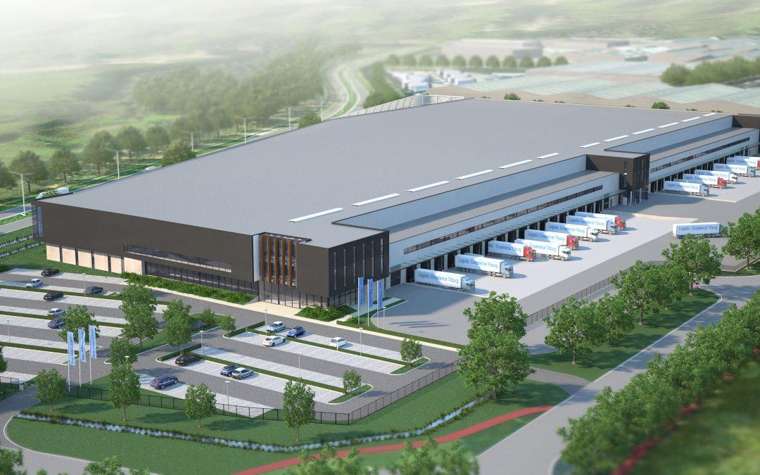 Standard Life sluit overeenkomst voor het verwerven van een 36.000 m² logistiek gebouw in Tilburg