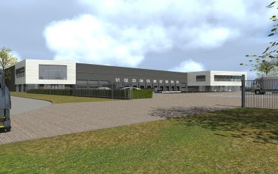 Montea acquires a 5,400 sqm new logsitics development at Schiphol Logistics Park
