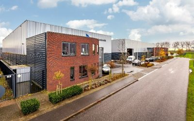 Equity Estate acquires 5.100 sqm warehouse in Moordrecht