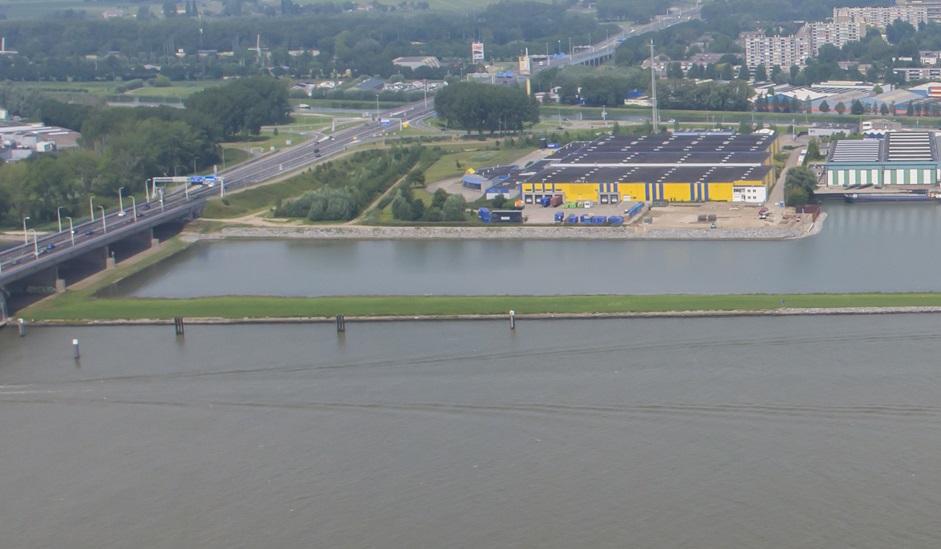 Damen Shipyards acquires 20,000 sqm industrial estate in Gorinchem