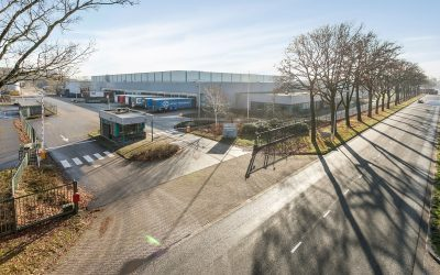 Gramercy acquires first distribution center of 40.000 sqm in Tilburg for new fund