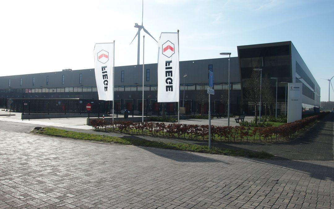 FIEGE breidt uit naar ruim 35.000 m² in distributiecentrum van WDP in Nieuwegein.