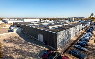 Private Investor acquires 9,200 sq. m. industrial property in Tilburg
