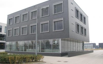 Welch Allyn leases 1.430 m² office and warehouse space in Tilburg