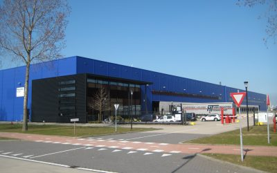 Neele-Vat leases 13,000 sq m distribution space in Distribution Center Seinehaven