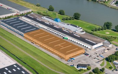 Cérélia Netherlands leases 12.000 sq m conditioned warehouse in Ridderkerk