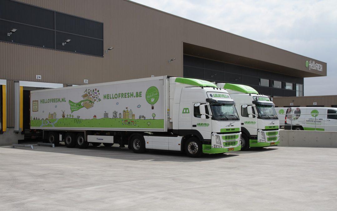 Borghese Logistics verkoopt  20.000 m² DC Hello Fresh Bleiswijk aan Gramercy Europe
