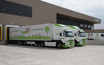Borghese Logistics sells 20,000 sq m DC Hello Fresh Bleiswijk to Gramercy Europe